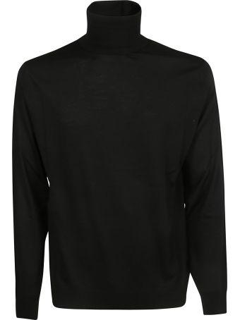 Prada Roll Neck Knitted Sweater