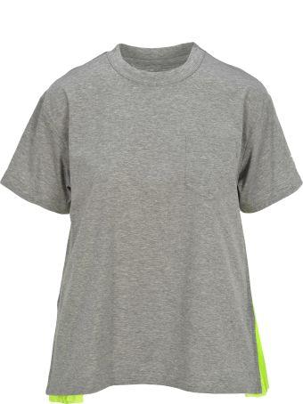 Sacai Tshirt Pleated