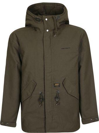 Carhartt Drawstring Hooded Jacket
