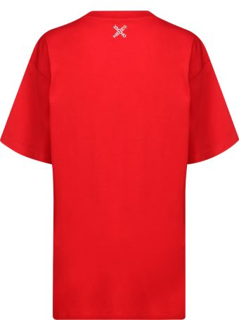 Kenzo Burberry T-shirt