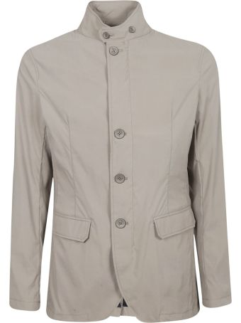 Herno Buttoned Classic Jacket