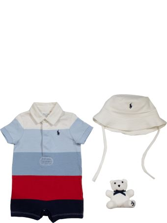 Ralph Lauren Baby Boy Gift Set