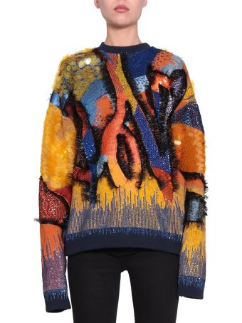 Lonely Crowd Wool Sweater
