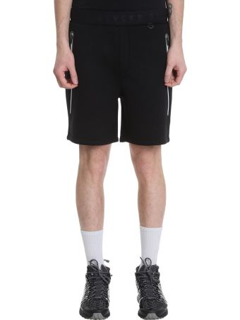 BLACKBARRETT by Neil Barrett Black Neoprene Shorts