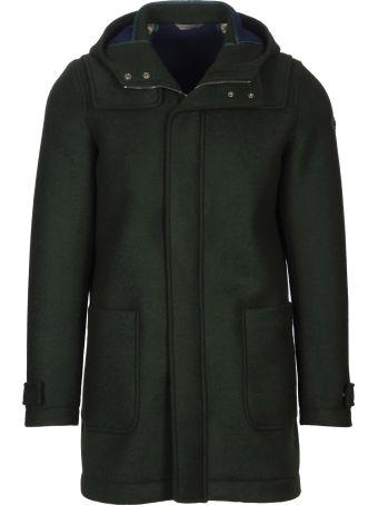 Manuel Ritz Viscose And Wool Jacket