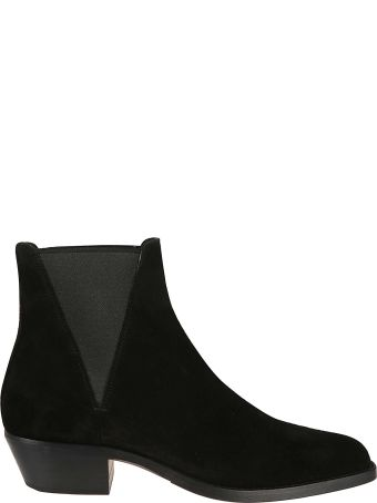 Saint Laurent Dakota Ankle Boots