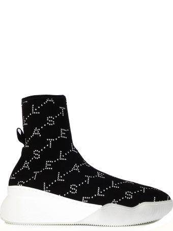 Stella McCartney Loop Socks Sneakers Elastan With Logo