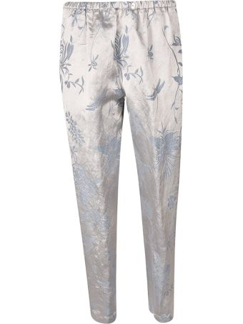 Forte_Forte Forte Forte Floral Trousers