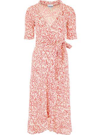 Ganni Wrap Dress