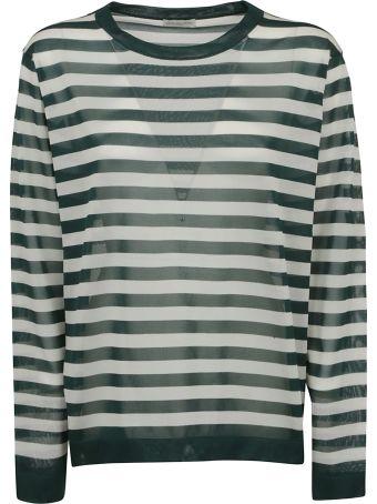 Dries Van Noten Striped Sweatshirt