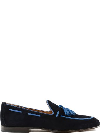 Moreschi Classic Boat Shoes
