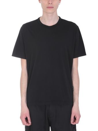 Our Legacy Black Cotton T-shirt