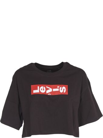 Levi's Cropped T-shirt