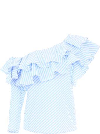 Forte Couture Striped Zita Top