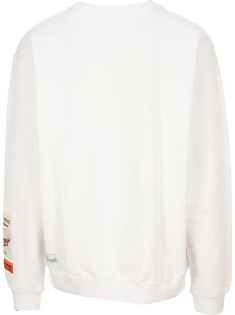 HERON PRESTON Heron Preston X Kenny Scharf Sweatshirt