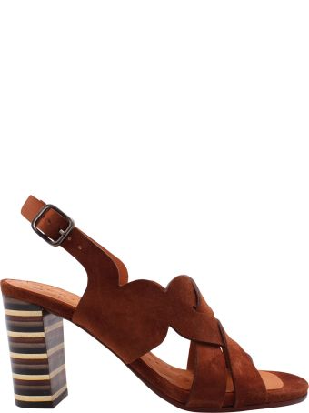 Chie Mihara Balbina Leather Sandals