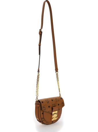 MCM Patricia Mini Crossbody Bag
