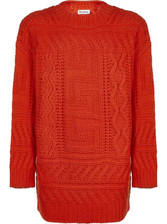 Études Etudes Ribbed Sweater