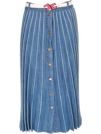Elisabetta Franchi Celyn B. Elisabetta Franchi For Celyn B. Pleated Long Skirt