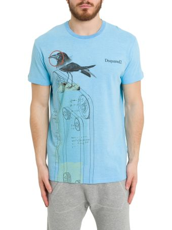 Dsquared2 Natural Tee