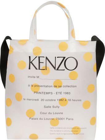 Kenzo Printed Shopper Bag