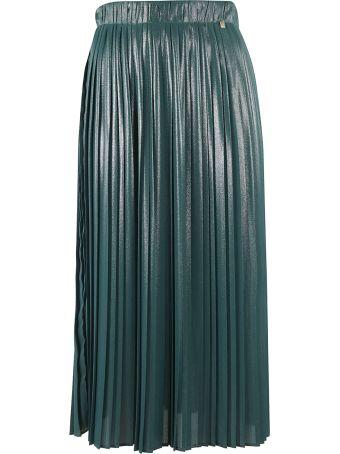 Elisabetta Franchi Celyn B. Pleated Skirt