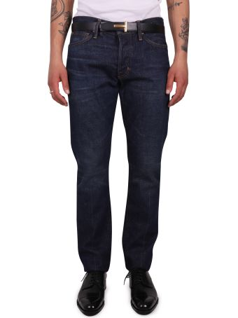 Tom Ford Blue Jeans