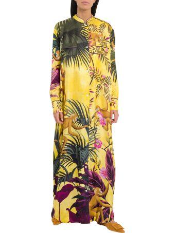 For Restless Sleepers Galene Crepe Pajama Dress