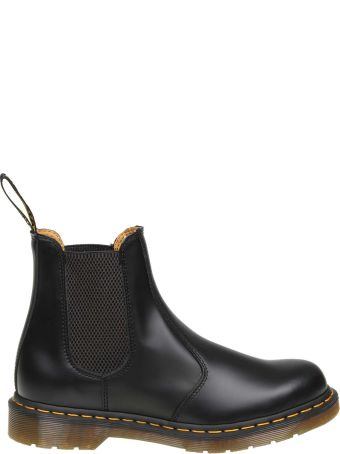 Dr. Martens Dr.martens Ankle Boot 2976 In Black Leather
