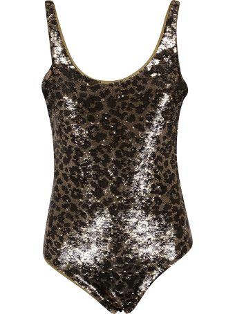 Fisico - Cristina Ferrari Fisico Leopard Print Swimsuit
