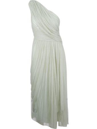 Maria Lucia Hohan One Shoulder Midi Dress
