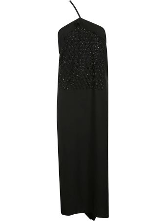 Dries Van Noten One Strap Long Dress