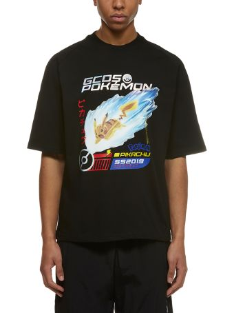 GCDS Pokémon Print T-shirt