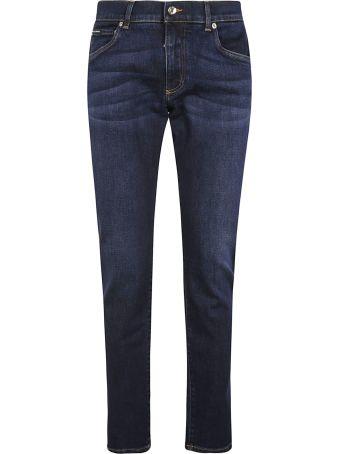 Dolce & Gabbana Regular Fit Jeans
