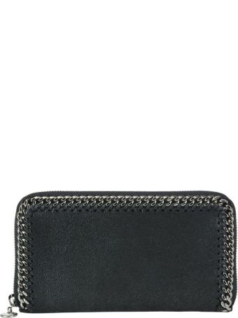 Stella McCartney Falabella Zip Around Wallet