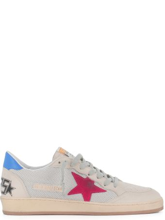 "Golden Goose Sneakers ""ball Star"""