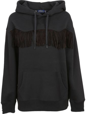 Ralph Lauren Fringe Sweater