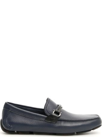 Salvatore Ferragamo Grand Prix Loafers