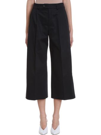 Mauro Grifoni Wide Leg Cropped Trousers