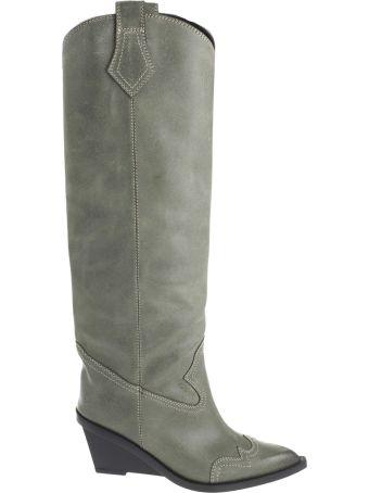 MM6 Maison Margiela Mm6 Birch Boots