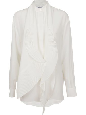 Givenchy Frilled Blouse