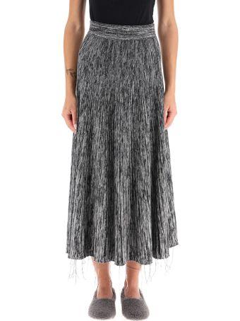 Marni Long Knit Skirt