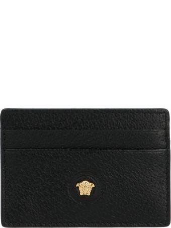 Versace 'medusa' Cardholder