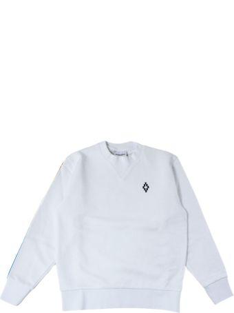 Marcelo Burlon White Sweatshirt
