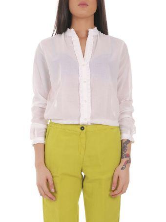 Massimo Alba White Angie Shirt