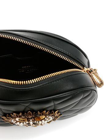 Dolce & Gabbana Devotion Oval Camera Bag