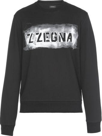 Ermenegildo Zegna Cotton Sweatshirt