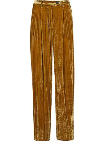 Momonì Momoni Pleated Trousers