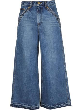 self-portrait Jeans