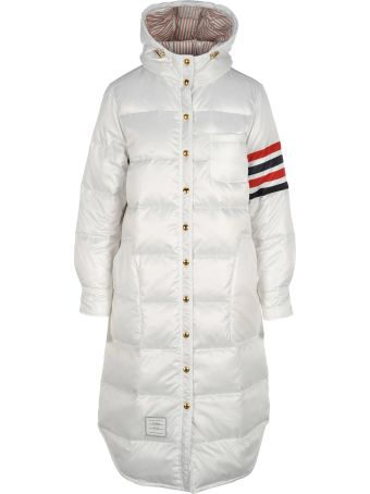 Thom Browne Long Down Jacket